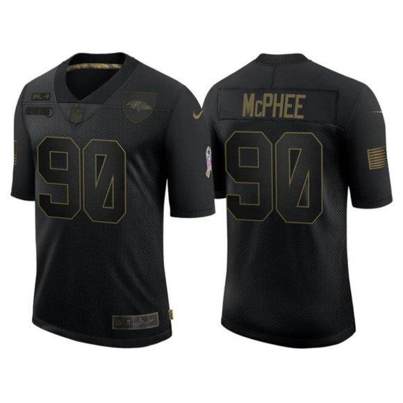 Baltimore Ravens Pernell McPhee Jersey